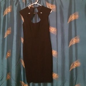 Cache Bodycon Dress.  Chic and modern.